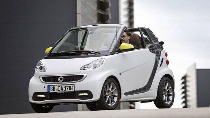 เปิดตัว Smart ForTwo BoConcept รถจิ๋วแจ๋วน่ารัก