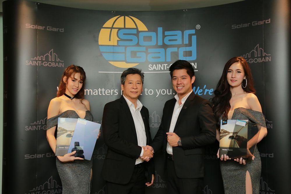 ทุ่มงบการตลาด 30 ล้านบาท แต่งตัวฟิล์มรถยนต์ SOLAR GARD ใหม่ ตั้งเป้าเปิดตัวแทนฯ 50 แห่ง