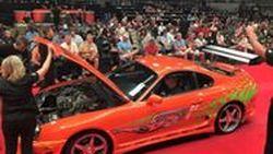 ขายไปแล้ว Toyota Supra จากหนัง Fast And Furious ภาคแรก