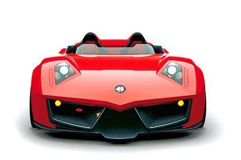 ภาพหลุด Spada Codatronca Monza รถแรงของคนรวยก่อนโผล่ที่ Top Marques Monaco
