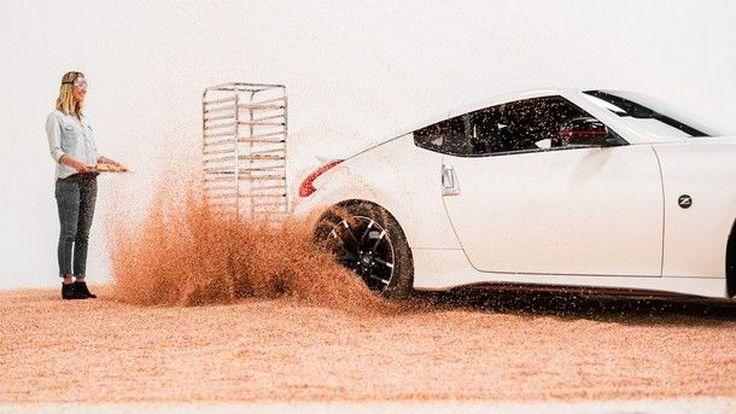 [ชมคลิป] Nissan ฉลองวันโดนัทแห่งชาติสหรัฐ ด้วยวิธีการผลิตสุดจี๊ดกับ 370Z จะเป็นอย่างไรเชิญชม