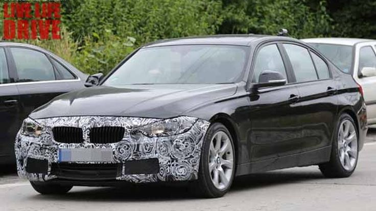 สปายช็อต 2015 BMW 3 Series (F30) ถูกจับภาพขณะทดสอบสมรรถนะ