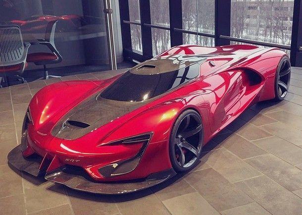 ล้ำไปไหน !! SRT Tomahawk Vision Gran Turismo คอนเซปต์คาร์สุดล้ำรุ่นใหม่ส่งตรงจาก Gran Turismo 6