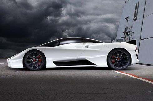 SSC Ultimate Aero II พร้อมล้ม Bugatti Veyron Super Sport ทวงแชมป์รถที่เร็วที่สุดในโลก