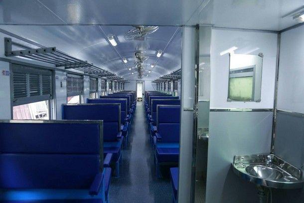 การรถไฟฯ เดินหน้าปรับปรุงมาตรฐานรถไฟโดยสารชั้น 3 สร้างมาตรฐานใหม่น่าใช้มากยิ่งขึ้น