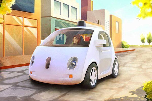 ผลวิจัยชี้รถในอีก 20 ปีข้างหน้าจะไม่มีพวงมาลัย-คันเร่ง-แตร