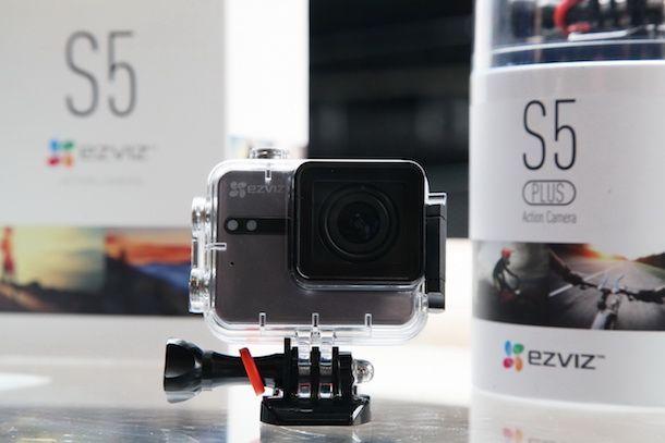 เอสเทรคลุยตลาดกล้องแอคชั่น ส่งอีซี่วิซชูจุดขายออพชั่นแน่น ราคาถูกกว่าเจ้าตลาด 40% หวังฟันยอด 50 ล้านบาทปีนี้