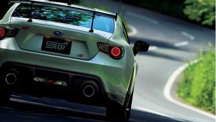 """ฝันค้าง! Subaru ยืนยันไม่มีแผนการผลิต """"BRZ STI"""""""