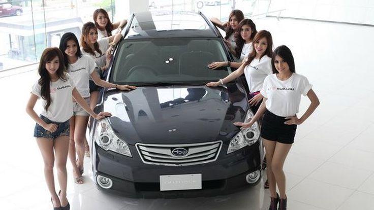 """Subaru ประกาศเฟ้นหา  """"SUBARU  ANGELS"""" SEASON 2"""