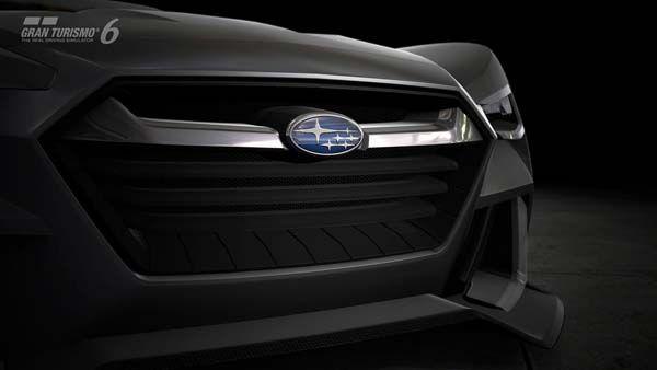 Subaru และ Chevrolet พร้อมใจกันเผยทีเซอร์รถต้นแบบ Vision Gran Turismo