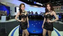 """เปิดตัว """"Subaru Angel"""" พร้อมปฎิบัติภารกิจในงานมหกรรมยานยนต์ ครั้งที่ 29"""