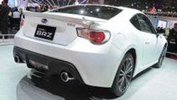 Subaru BRZ เปิดตัวแล้วที่งาน 2011 Tokyo Motor Show พร้อมคลิปวิดีโอ