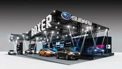 Subaru เตรียมส่ง BRZ – Forester ตกแต่งพิเศษออกงานโตเกียว ออโต้ ซาลอน