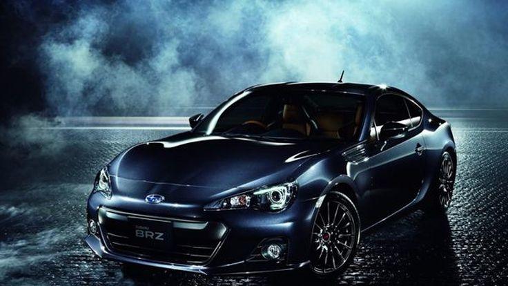 Subaru เปิดตัว BRZ Premium Sport Edition หล่อสะกดทุกสายตา