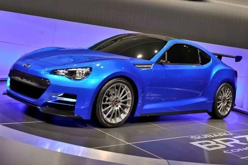 ดูกันเต็มๆ Subaru BRZ STI Concept ก่อนรุ่น production โผล่สิ้นเดือนนี้ที่โตเกียว