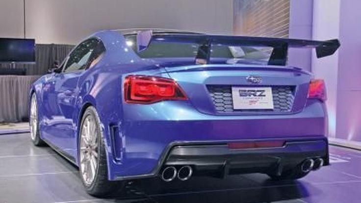 เผย Subaru BRZ STi ไร้เทอร์โบแต่อัดแน่นด้วยพละกำลัง 230 แรงม้า