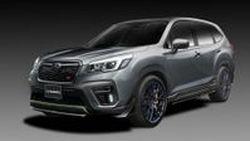 [Tokyo Auto Salon] รอชมได้เลย Subaru Forester และต้นแบบ Impreza STI รับปีใหม่ 2019