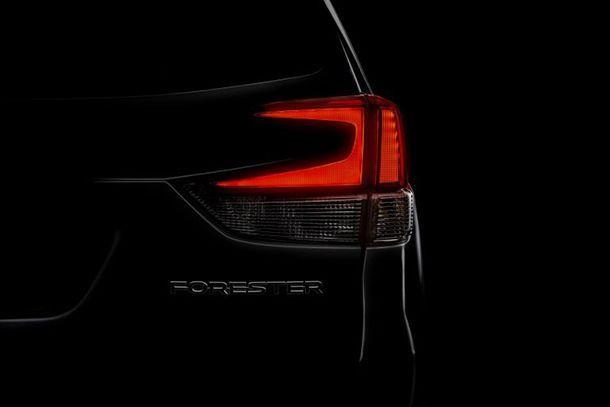 Subaru Forester รุ่นใหม่จ่อเปิดตัว 28 มีนาคมนี้