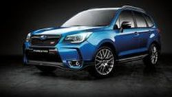 Subaru Forester tS เน้นเติมความดุดันให้เจ้าป่า