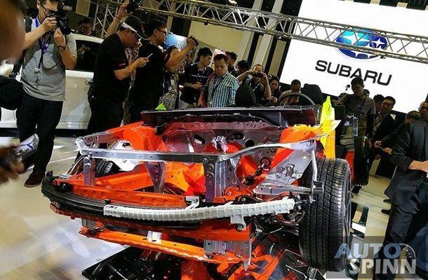 เปิดข้อมูลแพลทฟอร์มใหม่ของ Subaru การันตีด้วยรางวัลรถยอดเยี่ยมของญี่ปุ่น
