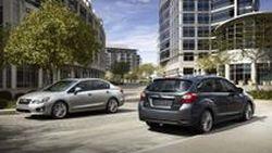 ใหม่ All-New Subaru Impreza เจนเนอเรชั่นที่ 4 เปิดตัวที่ New York Auto Show