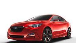 ซูบารุ อิมเพรซ่า ซีดาน เวอร์ชั่นต้นแบบกำหนดแนวทางรถแห่งอนาคต