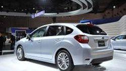 Subaru เปิดตัว Impreza Sport และ G4 เวอร์ชั่น JDM ที่งาน Tokyo Motor Show