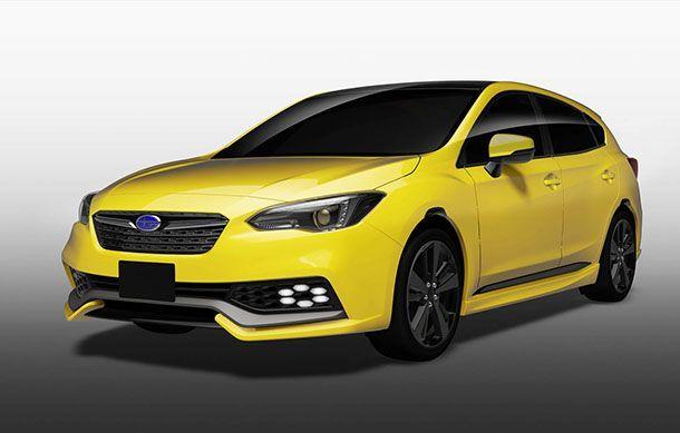 Subaru เตรียมอวดโฉม Impreza, XV และ Outback รุ่นตกแต่งพิเศษที่โตเกียว มอเตอร์โชว์