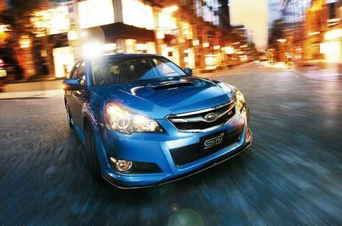 Subaru Legacy B4 Sedan/Touring Wagon 2.5GT tS รถแต่งฝีมือ STI เริ่มต้นที่ 4 ล้านเยนต้นๆ