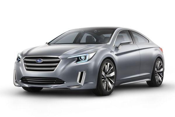สวยล้ำ! Subaru Legacy Concept ซีดานต้นแบบ เตรียมเปิดตัวครั้งแรกในโลกสัปดาห์หน้า