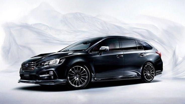 Subaru Levorg STI รุ่นใหม่ อาจจะเปลี่ยนแปลงเพิ่มเติมความสปอร์ตแค่รูปลักษณ์