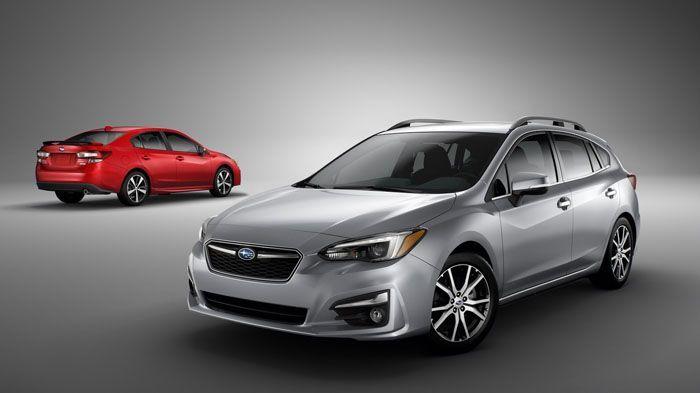 ชมโฉมหน้า Subaru Impreza Hatchback ยกระดับประสบการณ์ขับขี่