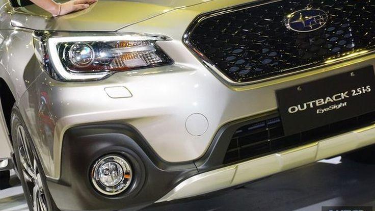 Subaru ยืนยันเดินเครื่องโรงงานไทยต้นปีหน้า ยืนยันราคารถไม่แกว่งแบบอดีต