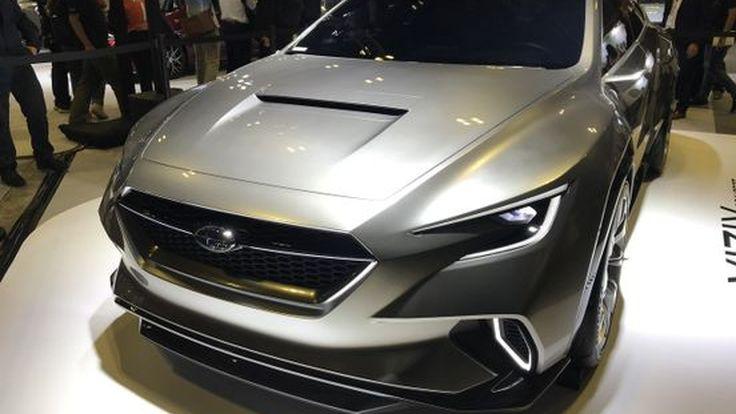 Singapore Motorshow 2019 เผยโฉมคอนเซปต์ Subaru VIZIV Tourer ครั้งแรกในเอเชียตะวันออกเฉียงใต้