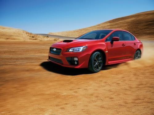 Subaru WRX 2015 เผยโฉมอย่างเป็นทางการแล้วที่ LA Auto Show