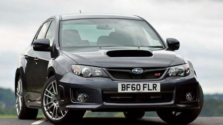 Subaru WRX STI ปี 2011 เวอร์ชั่นเมืองผู้ดี 300 แรงม้า ขอแตกต่าง ทิ้งชื่อ