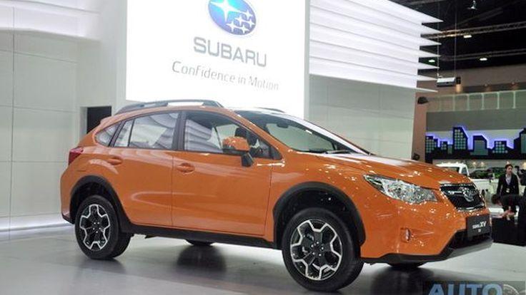 Subaru XV รถคอมแพกต์เอสยูวีที่ปลอดภัยที่สุดในแดนจิงโจ้