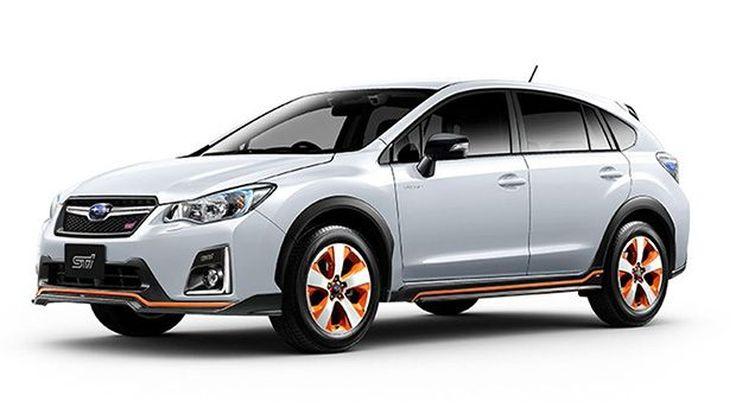 สวยเด้ง! Subaru XV Hybrid tS ทำตลาดแดนปลาดิบ