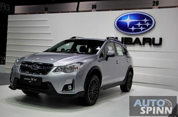 [TIME2016] Subaru XV STi เปิดตัวพร้อมเคาะราคาความเร้าใจแล้วที่ 1.438 ล้านบาท