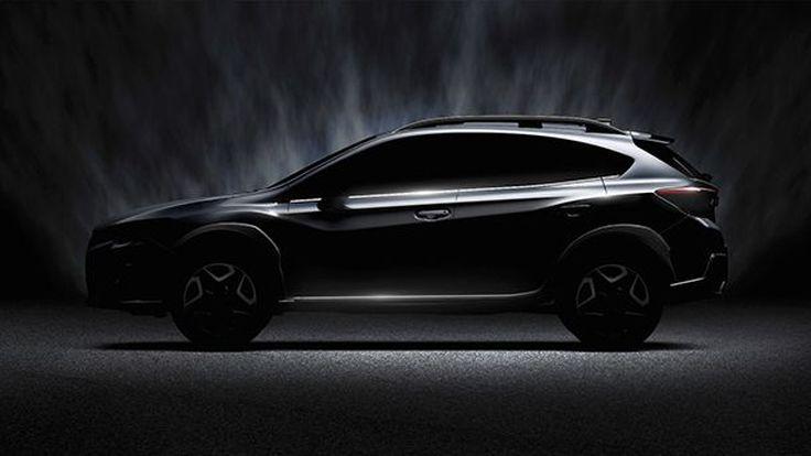 Subaru XV เจนเนอเรชั่นใหม่จะเปิดตัวที่เจนีวา เดือนมีนาคมนี้