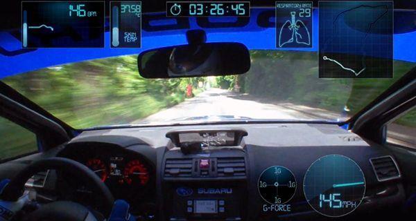 ลุ้นตาม! ชมวีดีโอ Subaru WRX STI สร้างสถิติในสนาม Isle of Man