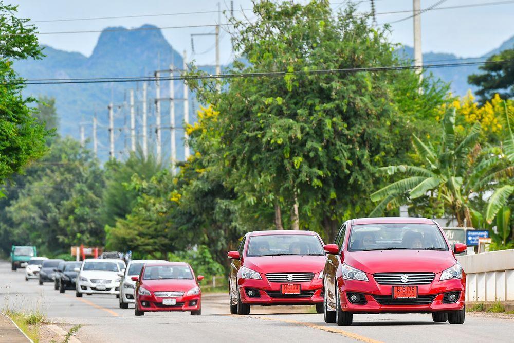 'ซูซูกิ จัดกิจกรรม The Leisure Journey with Suzuki CIAZ  เติมฝัน ให้น้อง สร้างสุข พร้อมย้ำความเป็นผู้นำ อีโคคาร์ ซีดาน