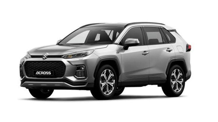 Suzuki UK เตรียมขาย Across ปี 2021