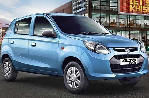 Suzuki Alto 800 ซิตี้คาร์ขนาดมินิสุดประหยัด เปิดราคาขาย 141,000 บาทในอินเดีย
