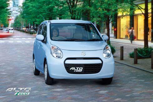 เปิดตัว Suzuki Alto Eco ปี 2012 เวอร์ชั่นญี่ปุ่น ประหยัดน้ำมันสุดๆที่ 32 กิโลเมตร/ลิตร