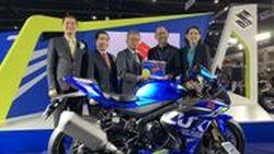 [Motor Expo] พาชมบูท Suzuki BigBike ภายในงาน Motor Expo 2018 มาพร้อมกองทัพรถมอไซ ครบทุกรุ่น