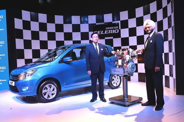 Suzuki ผลิตเครื่องยนต์ดีเซลรุ่นแรก 2 สูบ 47 แรงม้า