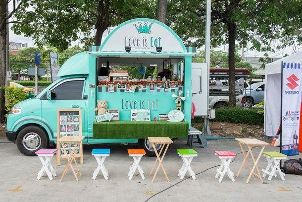 เริ่มต้นแล้ว Suzuki Carry Food Truck Fest พร้อมตอบโจทย์ธุรกิจสไตล์คนรุ่นใหม่