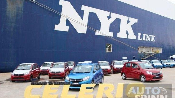 Suzuki Celerio ฉลองความสำเร็จ A-Class มาตรฐานโลก พร้อมส่งออกไปตลาดยุโรป