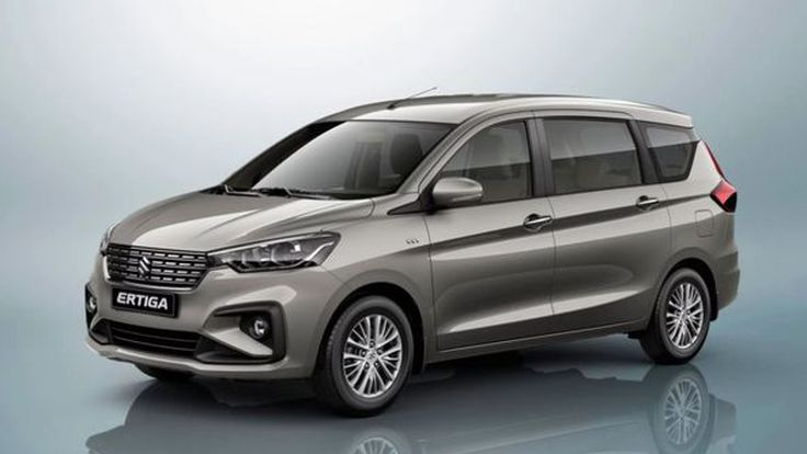 Suzuki เปิดตัว Ertiga เจนเนอเรชั่นใหม่ที่อินโดนีเซีย
